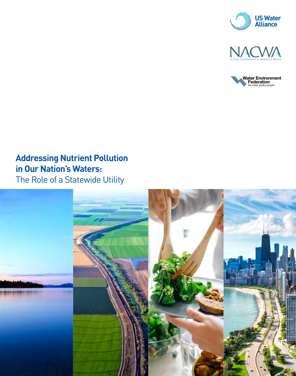 Collaborative Approach Proposed for  Reducing Nutrient Pollution in US Waterways